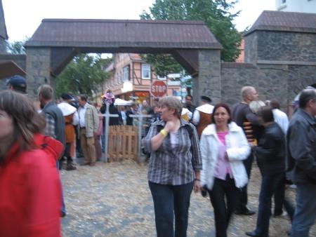 ドイツの中世祭り